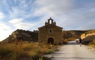 Ermita de Santa Juana - Haza