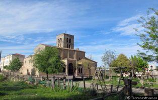 Qué ver en Sepúlveda - Iglesia de Nuestra Señora La Virgen de la Peña