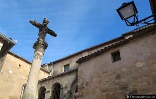 Qué ver en Sepúlveda - Crucero renacentista Iglesia de San Bartolomé