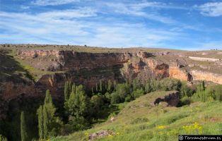 Qué ver en Segovia - Parque Natural de las Hoces del Duratón - Sepúlveda