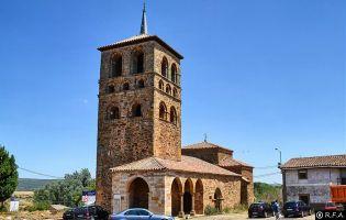 Iglesia románica Tábara.