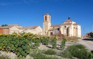 Estilo Barroco en Segovia - Iglesia de Bernuy de Coca