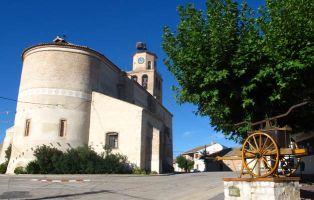Románico Segoviano - Iglesia de Santiuste de San Juan Bautista
