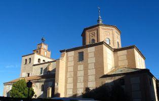 Templo Barroco - Iglesia de Nava de la Asunción - Segovia