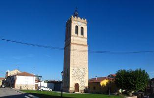 Torre de Santa María - Navas de Oro - Río Eresma - Segovia