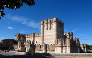 Qué visitar en Coca - Castillo de Coca - Segovia