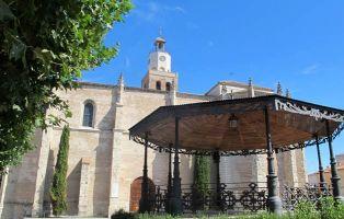 Iglesia de Santa María la Mayor de Coca - Gótico Segoviano