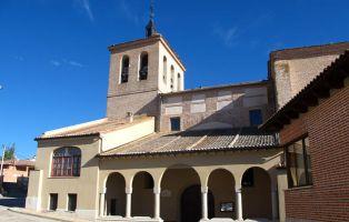 Retablo Mayor Barroco - Fuente de Santa Cruz - Segovia