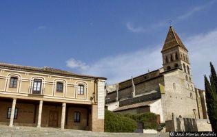 Iglesia-Museo de Santa Eulalia - Paredes de Nava