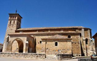 Iglesia de Santa María - Paredes de Nava