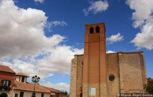 Iglesia de Santa Eugenia - Becerril de Campos