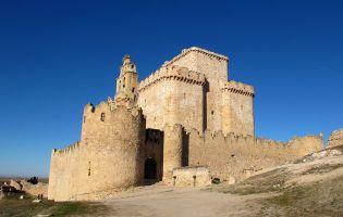 Castillo de Turégano - Un paseo por Turégano
