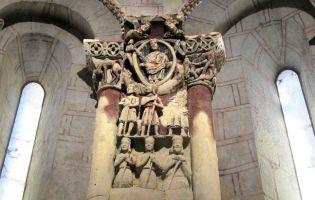Frescos Iglesia de Santiago - Turégano