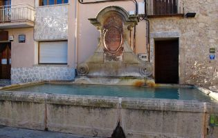 Fuente o Pilón - Turégano