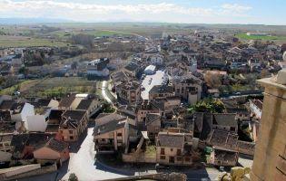Panorámica de Turégano - Segovia
