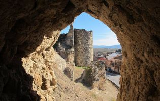 Castillos de Segovia - Turégano