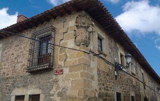 Palacio de Don Pedro de Neyla - Vinuesa