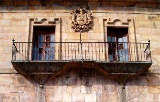 Palacio de los Marqueses de Vilueña - Vinuesa