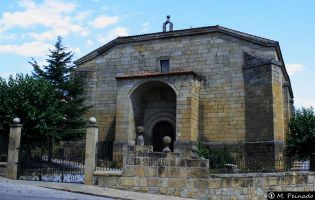 Iglesia de San Salvador - La Adrada