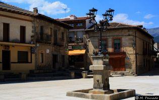 Plaza de la Villa - La Adrada