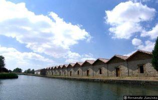 Puerto fluvial - Alar del Rey
