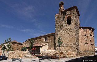 Iglesia de Santiago - Alba de Tormes.