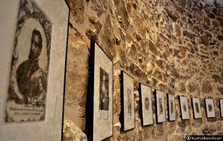 Interior Torre del Homenaje - Castillo de Alba de Tormes.