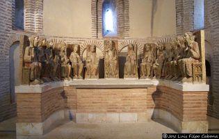 Apostolado iglesia de San Juan - Alba de Tormes