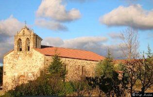 Iglesia Parroquial - Aldeanueva de Santa Cruz