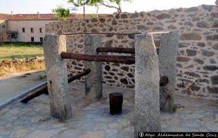 Potro de Herrar - Aldeanueva de Santa Cruz