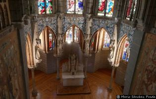 Interior Palacio Episcopal - Astorga