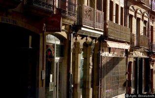 Edificios Calle la Rúa - Benavente
