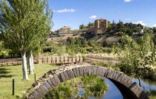 Puente del Jardín - Benavente