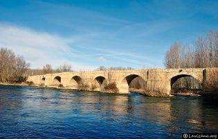 Puente de Castrogonzalo - Benavente