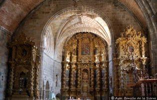 Retablo Colegiata de San Martín