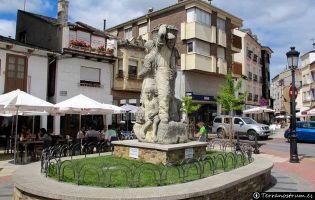 Monumento al Vendimiador - Cacabelos