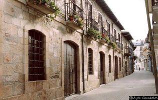 Calle Santa María - Cacabelos