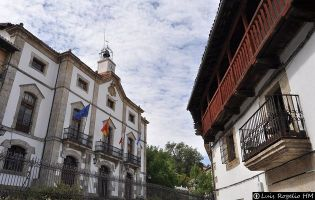 Ayuntamiento - Candelario