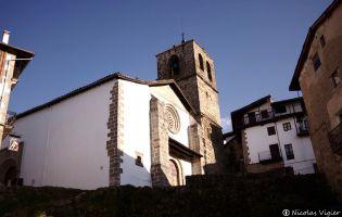 Iglesia - Candelario