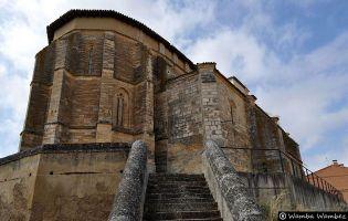 Iglesia de Santa María del Castillo - Frómista