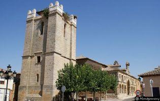 Iglesia de Santa María - Fuentes de Nava