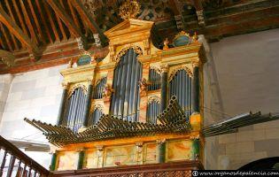 Órgano - Iglesia de Santa María