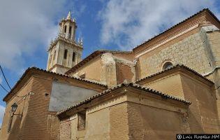 Iglesia de San Pedro - Fuentes de Nava