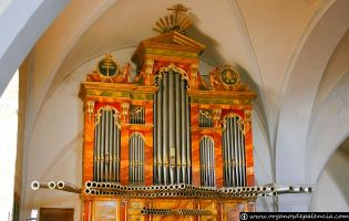 Órgano - Iglesia de San Pedro