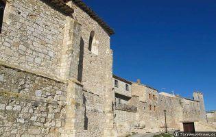 Murallas de Haza - Ribera del Duero