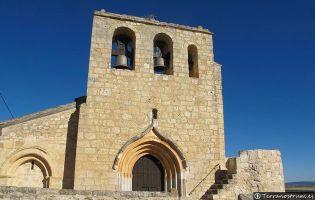 Iglesia de San Miguel Arcángel - Haza