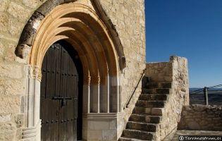 Iglesia de San Miguel - Haza