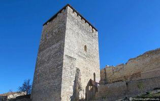 Torre del Homenaje - Castillo de Haza