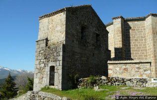 Santuario Nuestra Señora del Espino - Hoyos del Espino