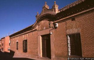 Sinagoga - Madrigal de las Altas Torres